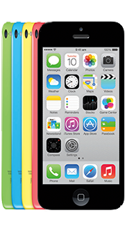 Apple iPhone 5c by Telco Concepts